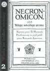 Necronomicon czyli księga umarłego prawa - H.P. Lovecraft, Krzysztof Azarewicz