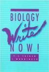 Biology Write Now! - Theodore L. Taigen, Joseph Monninger