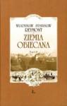 Ziemia obiecana - Władysław Stanisław Reymont
