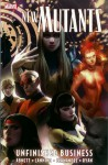 New Mutants, Vol. 4: Unfinished Business - Dan Abnett, Andy Lanning, Leandro Fernández, Michael Ryan