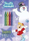 Happy, Jolly Fun! (Frosty the Snowman) - Mary Man-Kong, Golden Books
