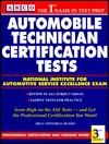 Auto Tech Cert 3e - Arco Publishing