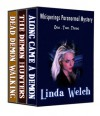 Whisperings Paranormal Mystery, Volumes one, two and three - Linda Welch