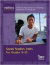 Social Studies Units for Grades 9-12 (National Educational Technology Standards Fore Students Curriculum) (National Educational Technology Standards Fore ... Standards Fore Students Curriculum) - Donna Archibald, Mathew Manweller