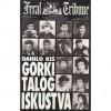 Gorki talog iskustva - Danilo Kiš