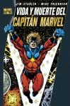 Vida y muerte del Capitán Marvel - Jim Starlin, Steve Englehart, Mike Friedrich
