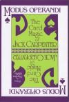 Modus Operandi: The Card Magic of Jack Carpenter - Stephen Hobbs