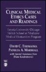 Clinical Medical Ethics - David C. Thomasma
