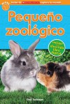 Lector de Scholastic Explora Tu Mundo Nivel 1: Pequeño zoológico: (Spanish language edition of Scholastic Discover More Reader Level 1: Petting Zoo) - Gail Tuchman