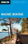 Moon Spotlight Maine Biking - Chris Bernard