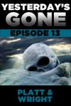 Yesterday's Gone: Episode 13 - Sean Platt, David W. Wright