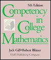 Competency in College Mathematics: 5th Edition - Jack Gill, Robert Blitzer