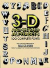 3-D and Shaded Alphabets - Dan X. Solo