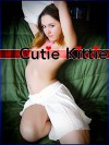 Cutie Kittie Book 33: Bubbly Blonde Babe - R.A. Ravenhill