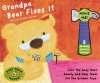 Busy Bears: Grandpa Bear Fixes It - Poppy Wells, Patti Jennings