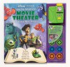 Disney Pixar Amazing Adventures: Movie Theater Storybook & Movie Projector [With Movie Projector] - Tisha Hamilton