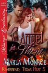 An Angel for Them [Riverbend, Texas Heat 5] (Siren Publishing Menage Everlasting) - Marla Monroe