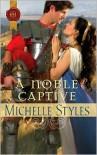 A Noble Captive - Michelle Styles