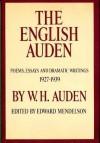 The English Auden - W.H. Auden