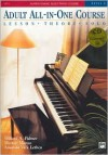 Alfred's Basic Adult Piano Course, All-In-One, Level 2 w/CD [STUDENT EDITION] (Alfred's Basic Adult Piano Course) - Willard A. Palmer
