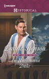 An Uncommon Duke (Secret Lives of the Ton) - Laurie Benson