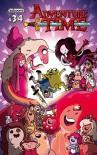Adventure Time #34 (Adventure Time: 34) - Ryan North, Shelli Paroline, Braden Lamb