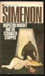 Inspector Maigret & the Strangled Stripper (Curtis Mystery, 09195) by Georges Simenon(January 1, 1954) Mass Market Paperback - Georges Simenon