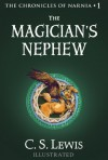 The Magician's Nephew (Chronicles of Narnia, #1) - C.S. Lewis, Pauline Baynes