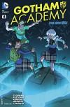 Gotham Academy (2014-) #4 - Becky Cloonan, Brenden Fletcher, Karl Kerschl