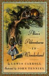Alice's Adventures in Wonderland (Alice's Adventures in Wonderland, #1) - Lewis Carroll, Peter Glassman, John Tenniel