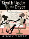 Death Under the Dryer (Five Star First Edition Mystery) - Simon Brett