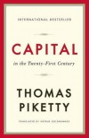 Capital in the Twenty-First Century - Thomas Piketty, Arthur Goldhammer