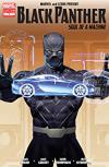 Black Panther: Soul Of A Machine (2017) #7 - Geoffrey Thorne, Yvel Guichet, Ariel Olivetti