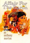 Affair For The Baron - Anthony Morton