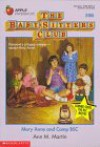 Mary Anne and Camp BSC (The Baby-Sitters Club, #86) - Ann M. Martin