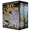 The Appointed: David Wolf Mystery Thrillers 1 and 2 Bundle (Foreign Deceit and The Silversmith) - Jeff Carson