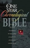 Holy Bible: The One Year Chronological Bible, NLT - Anonymous