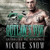 Outlaw's Vow: Grizzlies MC Romance, Book 4 - Tantor Audio, Nicole Snow, Tatiana Sokolov, Lloyd Mason Smith