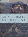 Arts & Crafts Needlepoint: 25 Needlepoint Projects - Beth Russell