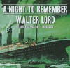 A Night to Remember - Walter Lord, Fred Williams