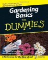 Gardening Basics for Dummies - Steven A. Frowine