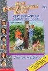 Mary Anne and the Search for Tigger - Ann M. Martin