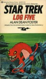 Star Trek: Log Five - Alan Dean Foster