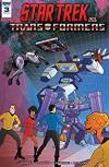 Star Trek vs. Transformers #3 (of 5) - John Barber, Mike Johnson