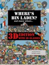 Where's Bin Laden? 3D Edition: With 3D Glasses - Xavier Waterkeyn
