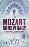 The Mozart Conspiracy (Ben Hope #2) - Scott Mariani