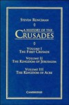 A History Of The Crusades 3 Volume Set (Paperback) - Steven Runciman