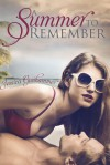 A Summer to Remember (Seasons, #1) - Jessica Gunhammer
