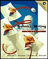 Technical Writing: Process And Product - Sharon J. Gerson, Steven M. Gerson