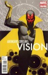 Avengers Origins Vision #1 - Kyle Higgins & Alec Seigel, Stephane Perger
